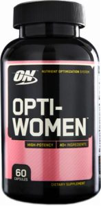 Optimum Nutrition – Opti Women