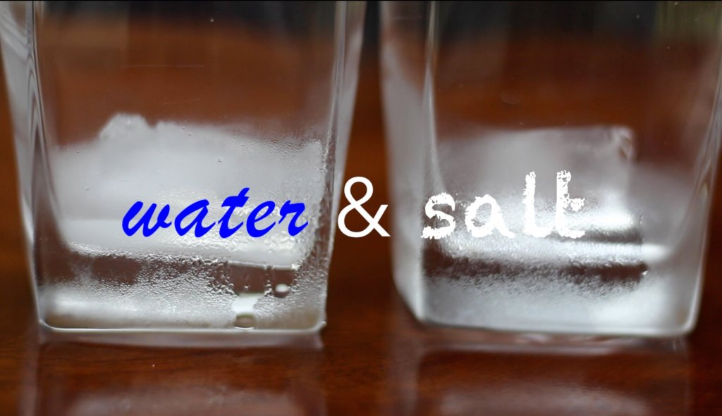 Water and Salt: