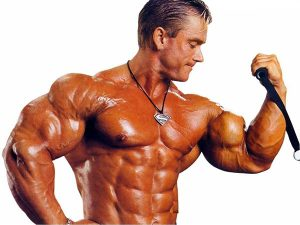 HGH and Bodybuilding Performance