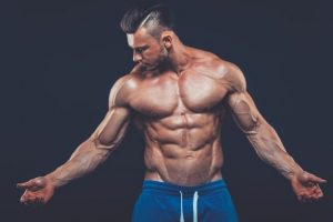 HGH Central Role in Bodybuilding
