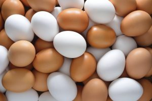 Eggs: Meals with Protein