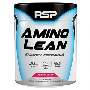 Amino Lean Supplements to increase Stamina