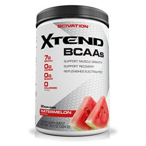 Xtend BCCA Supplements to increase Stamina