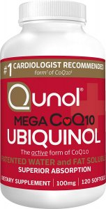 Ubiquinol CoQ10: Supplements