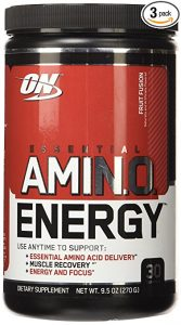 Amino Energy Supplements to increase Stamina