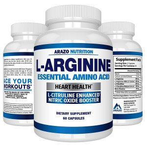L-Arginine Supplements
