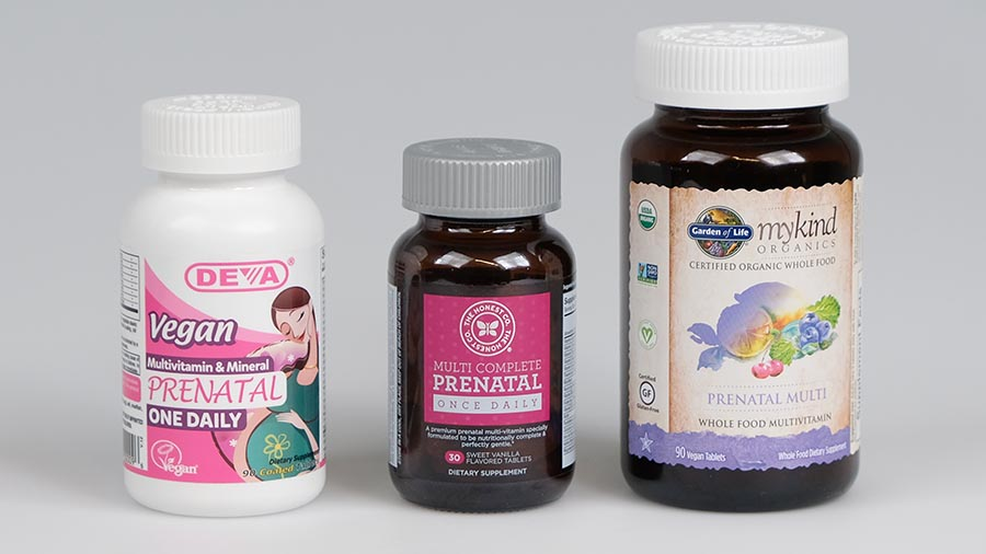 Food-Based Supplements / Prenatal
