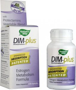 DIM Plus Supplements