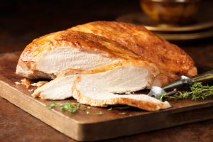 Turkey: Meals with Protein