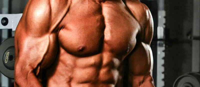 Huge Chests are Developed Just by the Use of High Reps and Pec Flys Machines