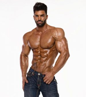 Abs training frequency steroids