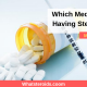 Which Medicines Having Steroids?