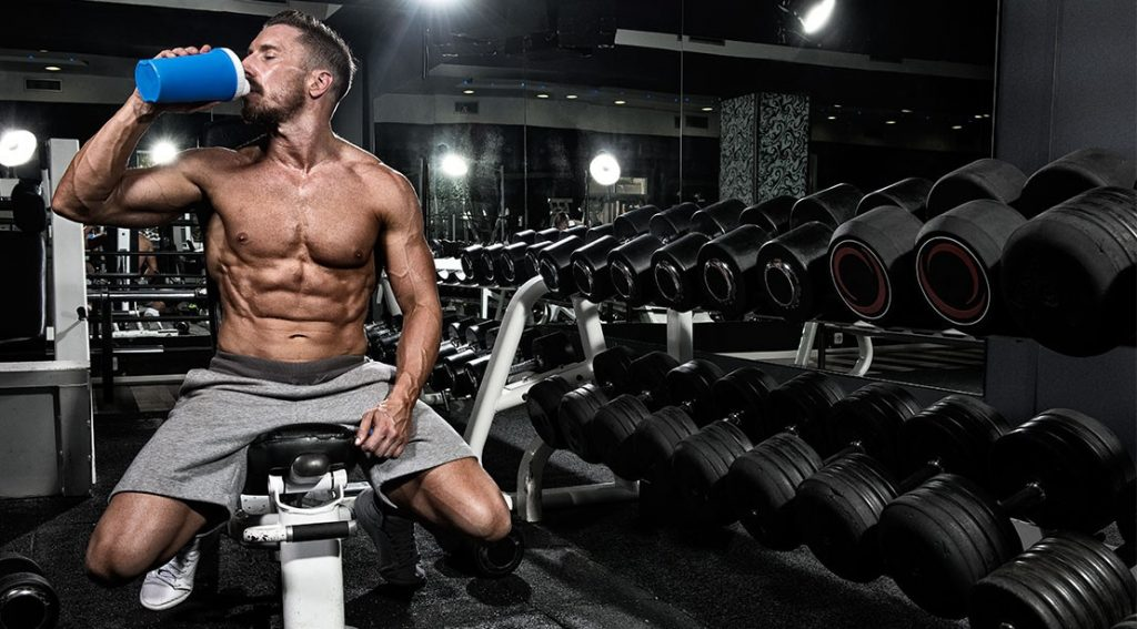 Consume Whey Protein After Weight Lifting and Training