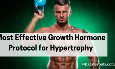 The Most Effective Growth Hormone Protocol for Hypertrophy