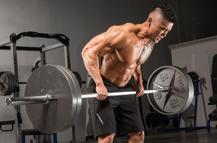 Make Delts as a Number One Training Priority:
