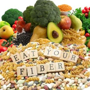 Eat Lots of Fiber