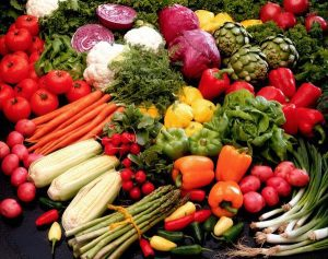 Eat a Lot of Vegetables: