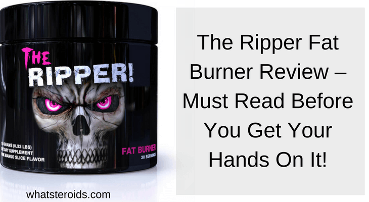 The Ripper Fat Burner Review – Must Read Before You Get Your Hands On It!