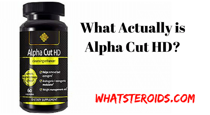 What Actually is Alpha Cut HD?