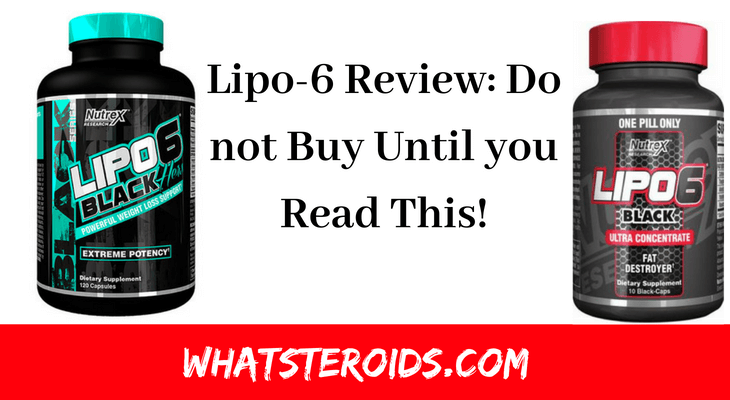 Lipo-6 Review: Do not Buy Until you Read This!