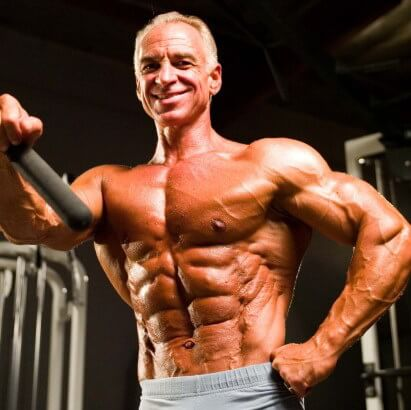 Athletes & Body Builders Use Steroids: