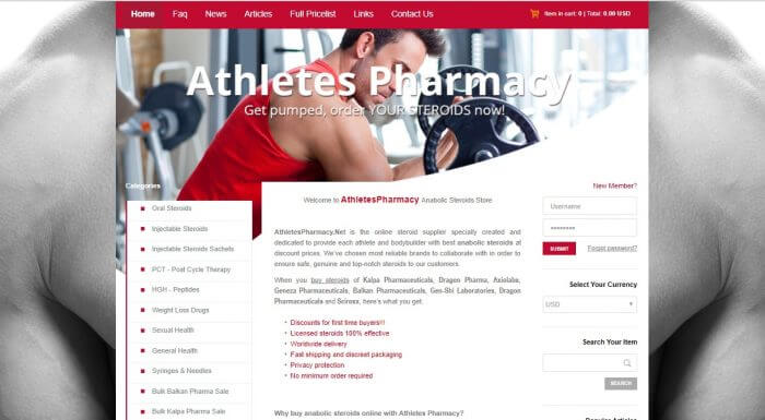 AthletesPharmacy.TO