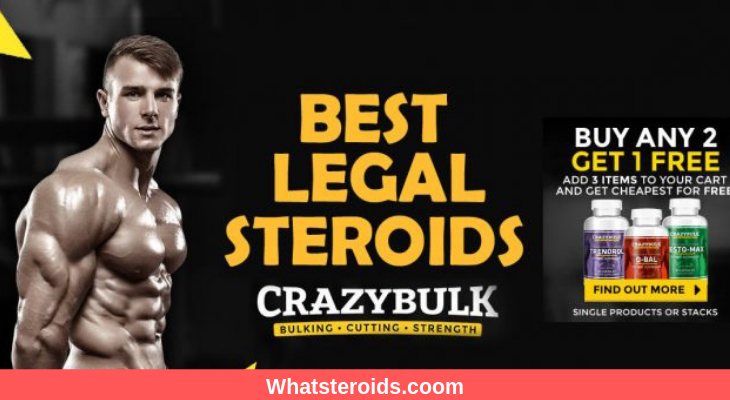 Crazy Bulk's Steroids Review ( The Truth)