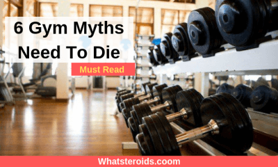 6 Gym Myths Need To Die