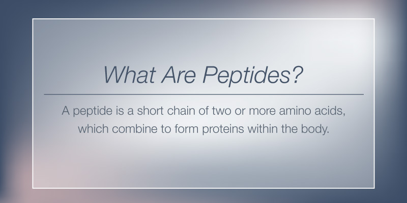 What are Peptides?