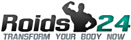 roids24 shop logo
