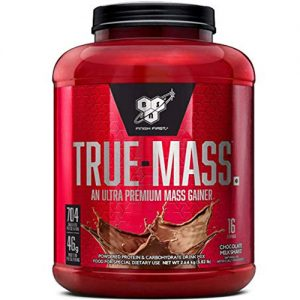 True Mass Muscle Supplements