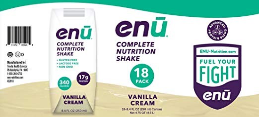 Enu Muscle Supplements