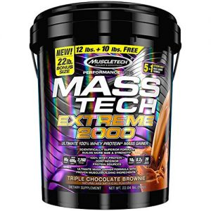 Mass Tech Muscle Supplements