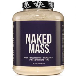 Naked Mass Muscle Supplements