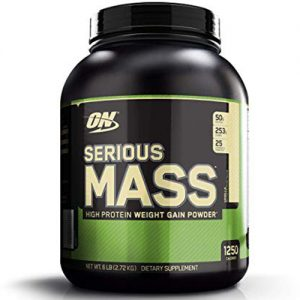 Seriuous Mass Muscle Supplements